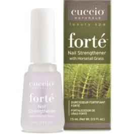CUCCIO Odżywka botaniczna do paznokci Forte