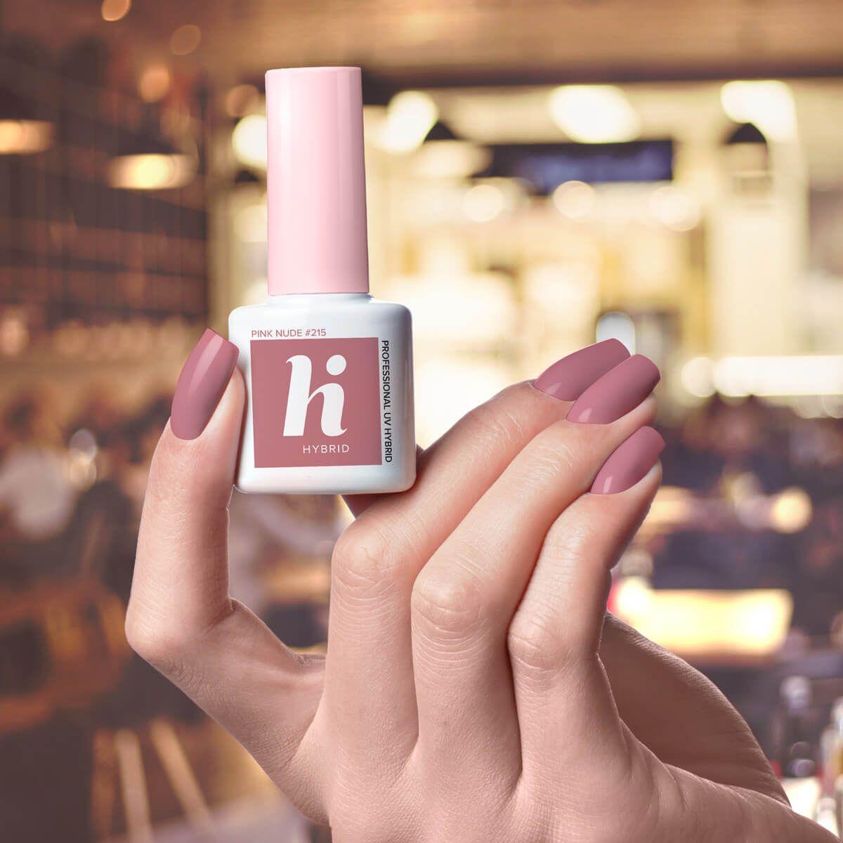 HI HYBRID #215 PINK NUDE 5ml