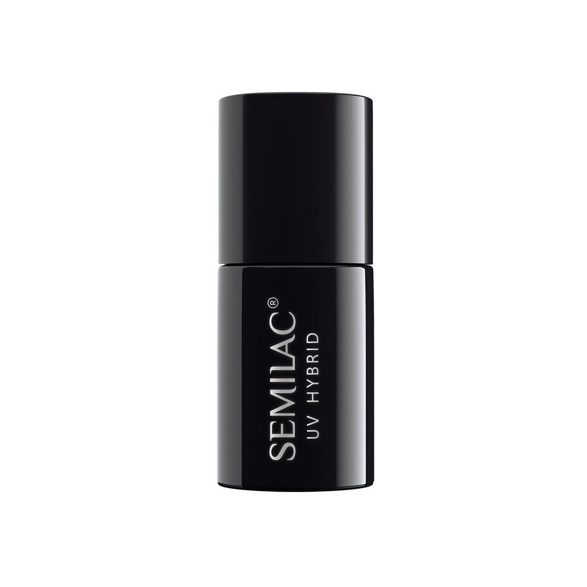 Semilac 001 Strong White – biały lakier hybrydowy White