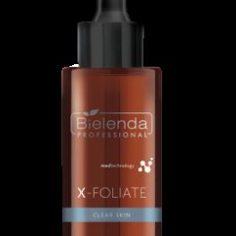 X-FOLIATE CLEAR SKIN FORMUŁA 30ml do skóry trądzikowej