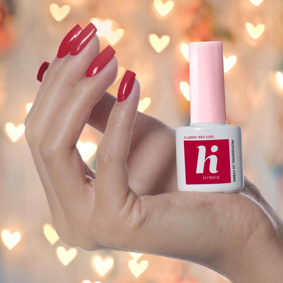 HI HYBRID #245 CLASSIC RED 5ml czerwony