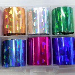 Folia transferowa – MIX kolorów 2