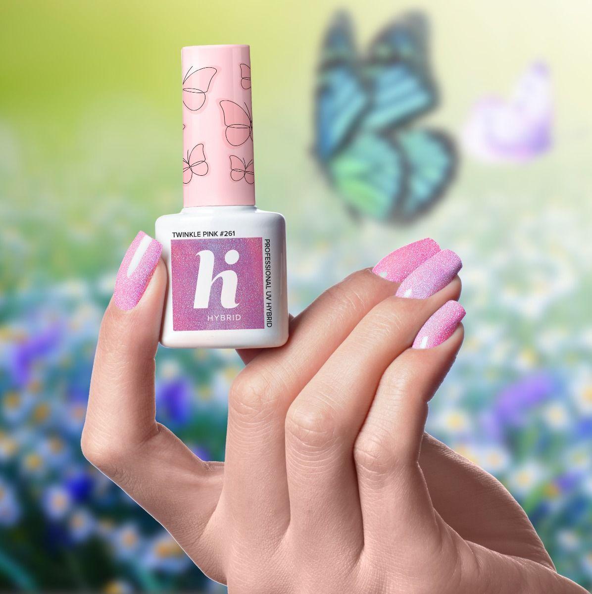 HI HYBRID #261 TWINKLE PINK 5ml