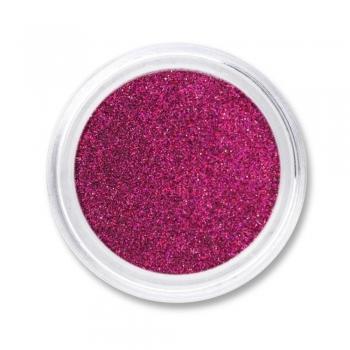 Brokat, Glitter- różowy