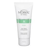 Acne-Maska zelowa antybakteryjna DN 313 kosmetyki na twarz do pielęgnacji domowej