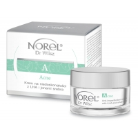 Acne – Krem na niedoskonałości z LHA i jonami srebra DK 134 kosmetyki do pielęgnacji domowej