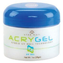 AcryGel żel UV bezbarwny 28 g